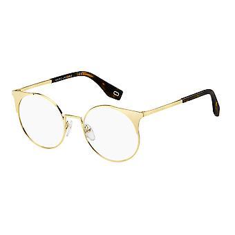 Marc Jacobs Marc 330 J5G Gold Glasses