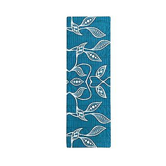 Lemon Myrtle Aboriginal Design Yoga Mat Eco Rubber