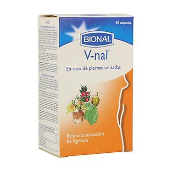 V-nal 40 capsules