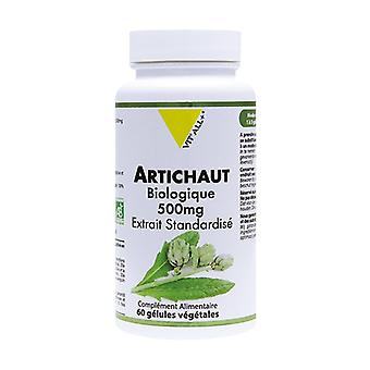 Artisokka 500 mg Orgaaniset 60 kasvikapselia
