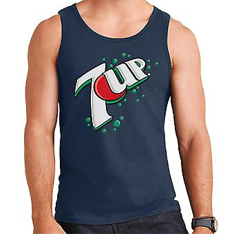 7up 00s Bolha Logo Men 's Vest