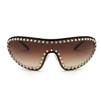 Prada Shield Sunglasses PR73VS 5086S1 40