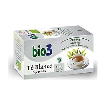 Bio 3 White Tea Eco 25 infuuszakjes