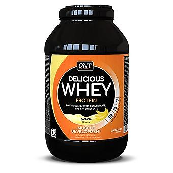 QNT Nutrition Delicious Whey Protein french lemon meringue 2200 gr