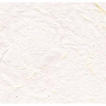 Stamperia Rice Paper Napkin White