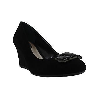 Alfani Womenăs Pantofi Dannah Piele Închis Toe Classic Pompe