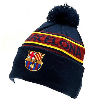 FC Barcelona Official Adults Unisex TX Ski Hat