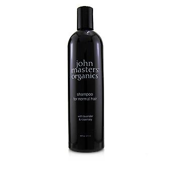 Shampoo for normal hair with lavender & rosemary 237095 473ml/16oz