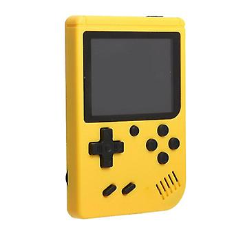 Video Game Console 3 Inch Screen 8 Bit Mini Pocket Handheld Gaming Player Built-in 400 Classic Games Kids Gifts