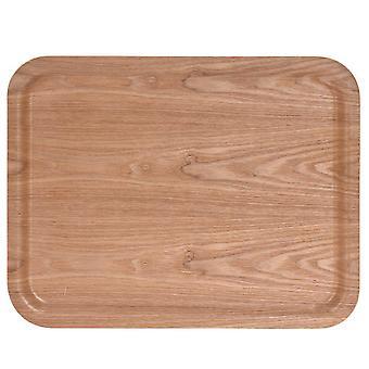 Podnos Přírodní dřevo 44 cm