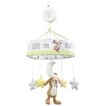 Rainbow Designs Guess How Much I Love You Cot Mobile