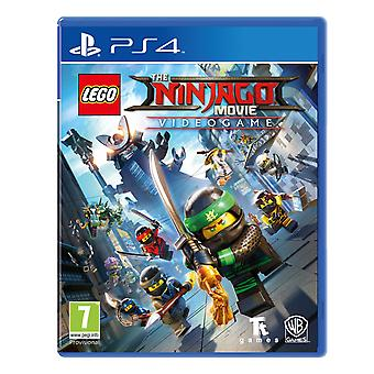 Lego The Ninjago Movie Videospil PS4 Spil