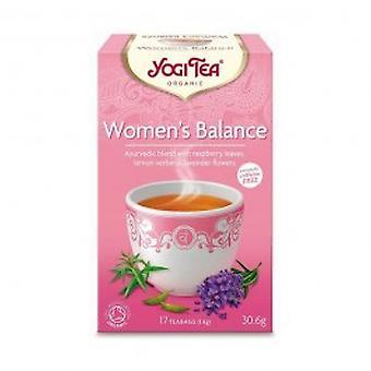 Yogi Tea - Womans Balance Tea 17 Bags
