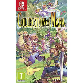 Collectie van Mana Nintendo switch Game