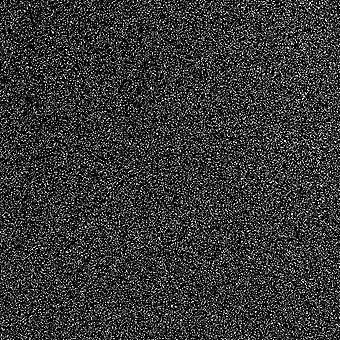TRIXES Black Glitter Vinyl Sheet Permanent Wallpaper 1350mm x 440mm Roll