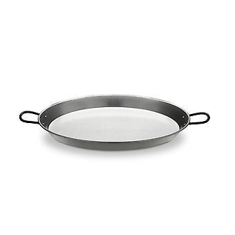 Vaello Carbon Steel Paella Pan, 38cm