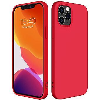 Stöttåligt mobilskal för iPhone 12/12 Pro Röd