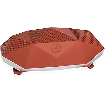 outdoor tech big turtle shell ultra speaker - chilli oil