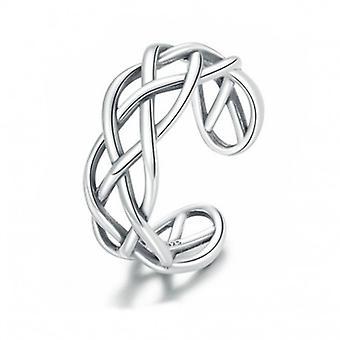 Sterling Silber Ring Retro - 6871