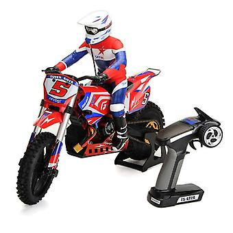 1/4 Scale Super Rider Rc Motorcycle Brushless - Rc Toys