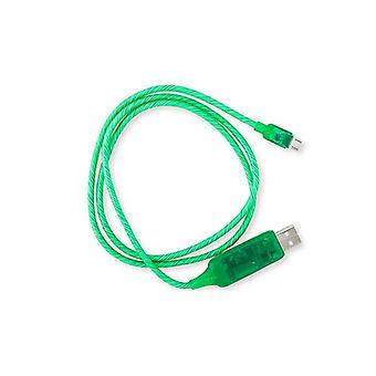 Astrotek 1M Green Usb Charging Cord Data Cable