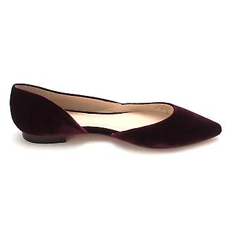 Marc Fisher Womens Sunny2 Fabric Pointed Toe Slide Flats