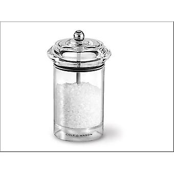 Cole & Mason Solo Salt Mill Clear Precision H83002P