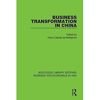 Bedrijfstransformatie in China (Routledge Library Editions: Business and Economics in Asia)