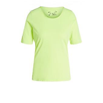 Oui Basic T-shirt - 68854