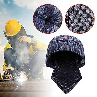Flame Retardant Fire Resistant Head Protective Welding Hat
