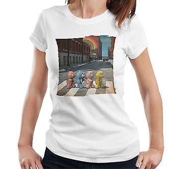 Care Bears Zebra Crossing Kvinnor's T-Shirt