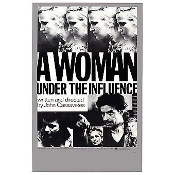 En kvinna Under påverkan oss affisch konst Peter Falk regissören John Cassavetes Gena Rowlands 1974 film affisch Masterprint