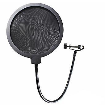 Soporte de micrófono - Soporte de soporte de clip de micrófono de escritorio