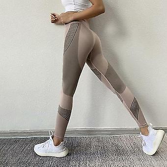 High Waist Peach Hips Gym Leggings