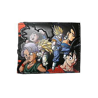 Dragon Ball Z Character Logo Wallet