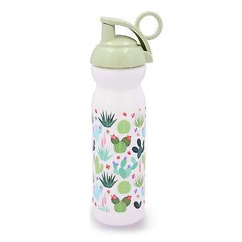 Bottle Quid Flowers Plastic 0