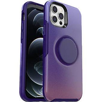 Otterbox Pop Symmetri Baksida täcka Apple Violet