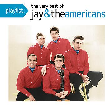 Jay & Americans - Playlist: Very Best of Jay & the Americans [CD] USA import