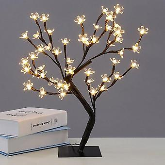 Cherry Blossom Desk Top Bonsai Tree Light