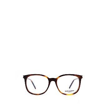 Saint Laurent SL 307 havana female eyeglasses