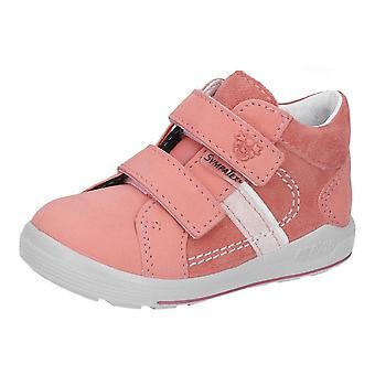RICOSTA Goretex Double Velcro Short Boot à la fraise