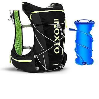10l Running Hydration, Väst ryggsäck för utomhus sport väskor