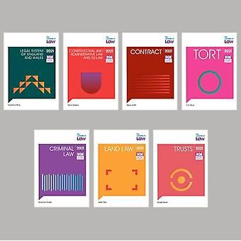 SQE Manuals Law Essentials Bundle SQE1
