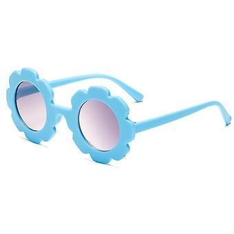 Vintage Sun-glasses, Round Flower, Gafas Sport Sunglasses &