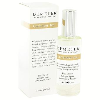 Demeter Coriander Tea Cologne Spray By Demeter 4 oz Cologne Spray