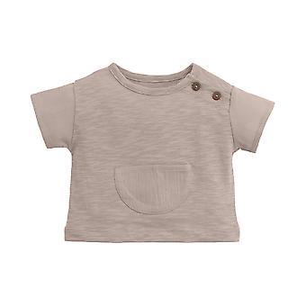 Παίξτε Tshirt με την μπροστινή τσέπη Bicho