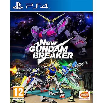 Nye Gundam Breaker PS4 spillet