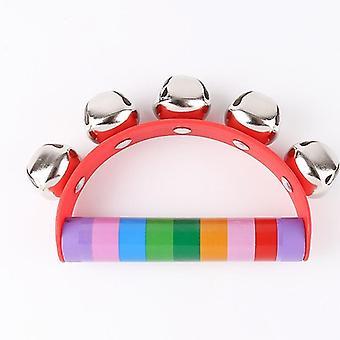 Shake Bell Rattles (1 Pcs Random Color)