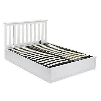 Ossdey 4.6 Double Bed White