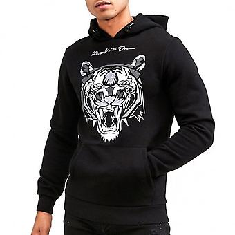 Kings Will Dream Demon Black Overhead Hoody Sweatshirt